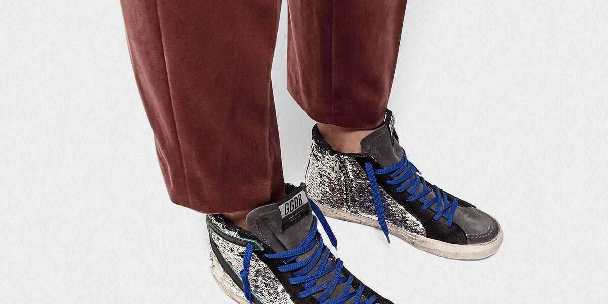 Golden Goose Shoes Outlet dyed