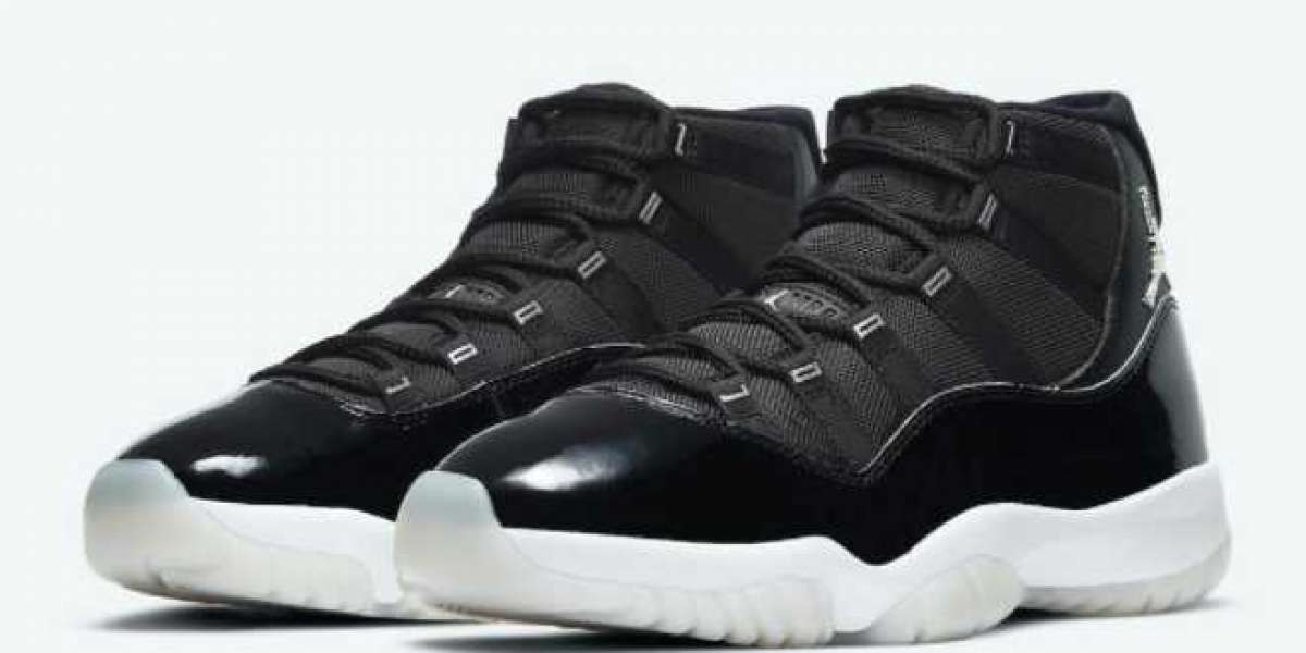"Newest Air Jordan 11 ""25th Anniversary"" CT8012-011 Released On December 12"