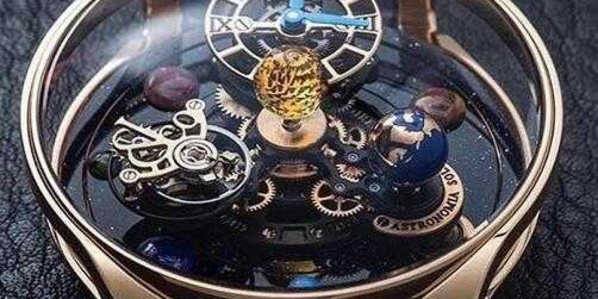 Jacob & Co Replica watch 750.100.30.AB.SD.1NS Grand Complication Masterpieces Astronomia Tourbillon