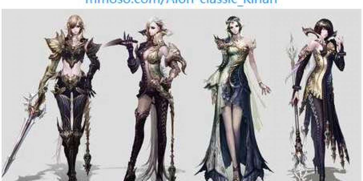 Overview of the Aion Classic Edition.