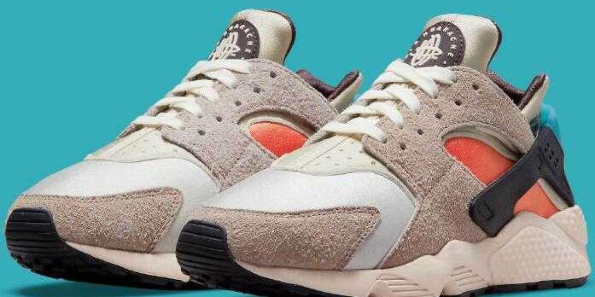 Moon Fossil Nike Air Huarache Releasing for Women