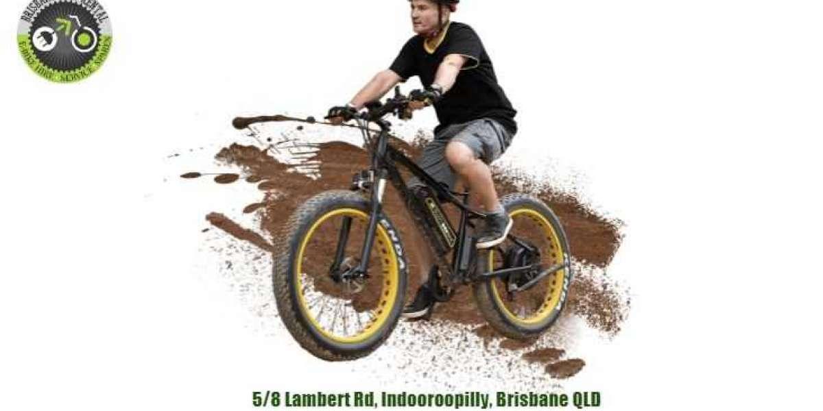 E Bike Rental Gold Coast