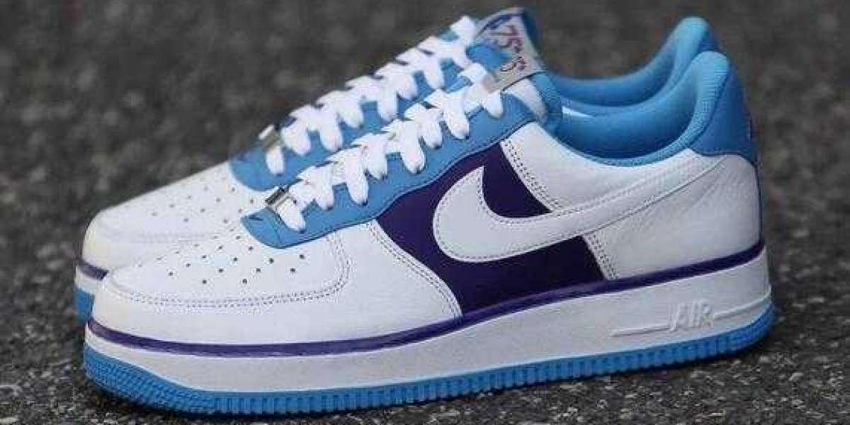 NBA x Nike Air Force 1 Low Lakers Releasing Soon