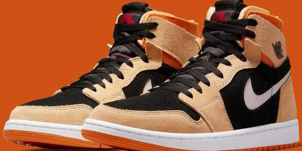 Air Jordan 1 Zoom CMFT Releasing With Pumpkin Spice For The Fall